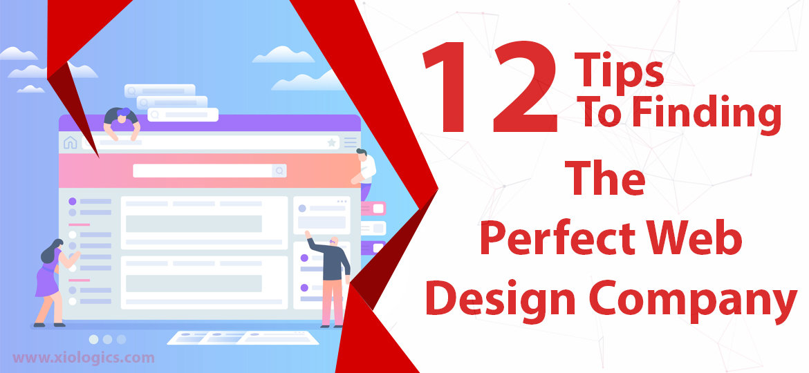 12 Steps to Finding the Perfect Web Design Company