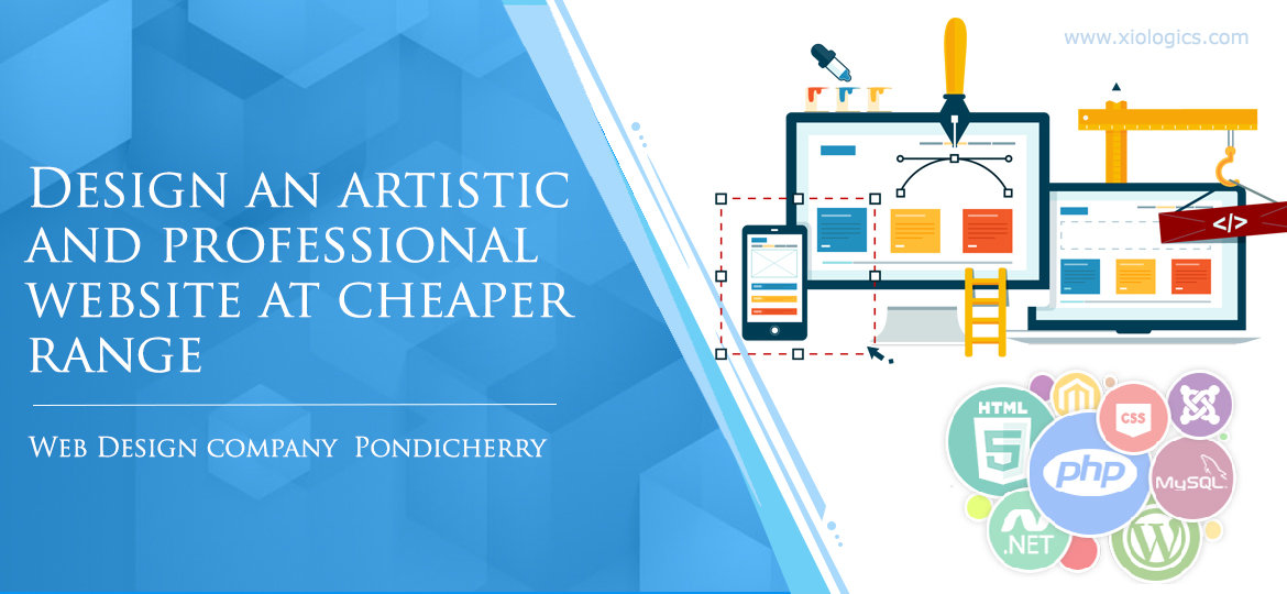 Web Design Pondicherry – design an artistic and professional website at cheaper range