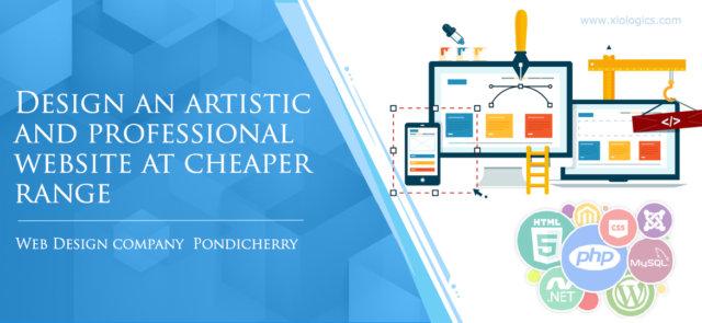 Web Design Pondicherry – design an artistic and professional website at cheaper range