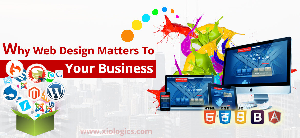 Why Web Design Matters To Your Business