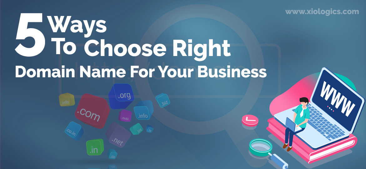5ways to choose right domain name